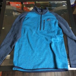 Patagonia Quarter Zip Jacket